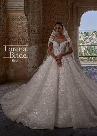 Wedding Dress Lorena Bride Eva