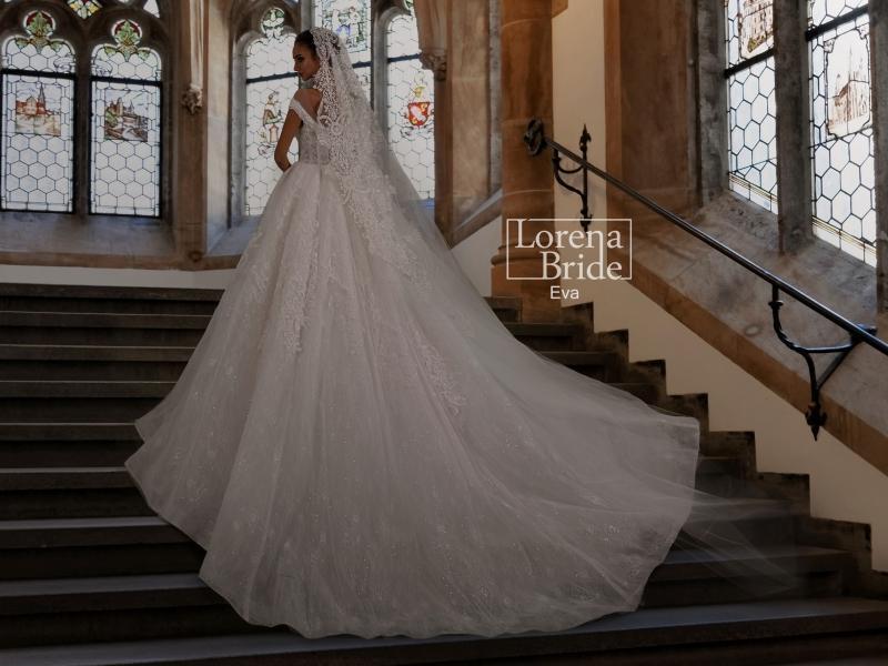 Свадебное платье Lorena Bride Eva