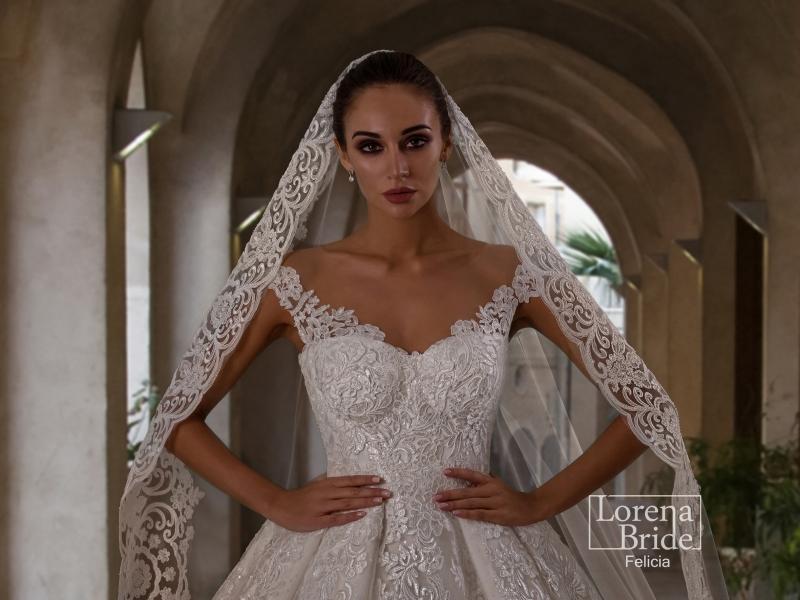 Свадебное платье Lorena Bride Felicia