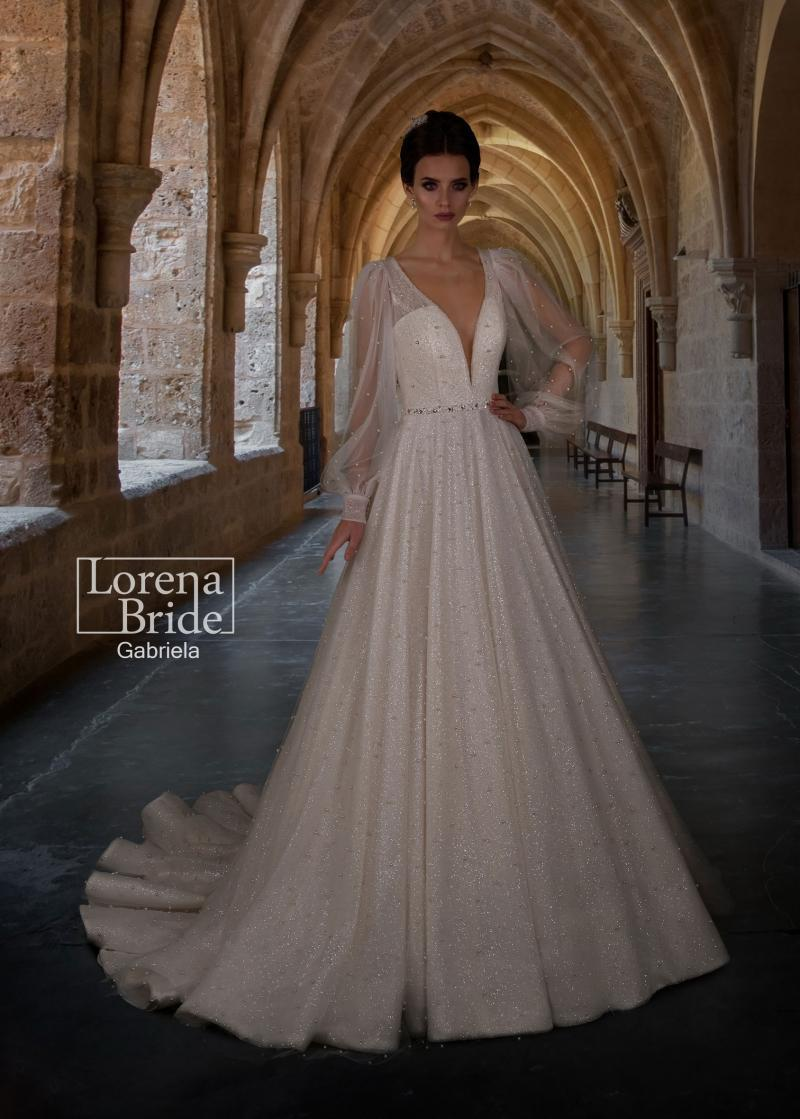 Wedding Dress Lorena Bride Gabriela