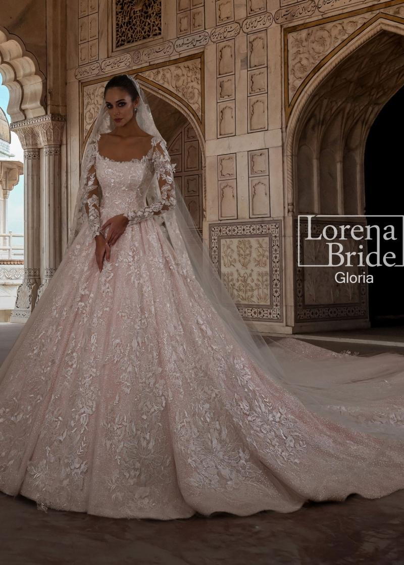 Wedding Dress Lorena Bride Gloria