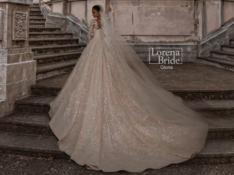 Свадебное платье Lorena Bride Gloria