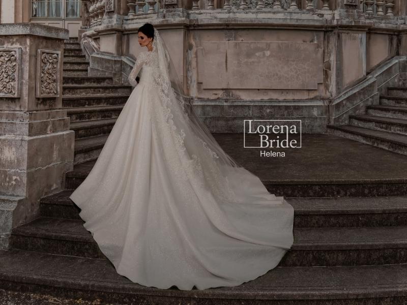 Свадебное платье Lorena Bride Helena