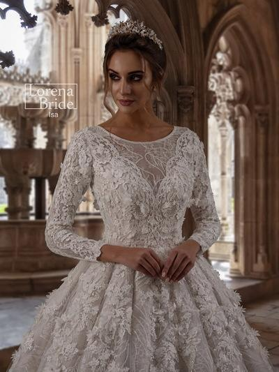 Wedding Dress Lorena Bride Isa