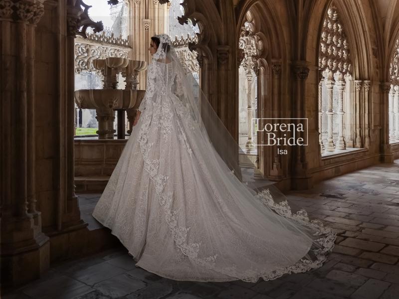 Свадебное платье Lorena Bride Isa