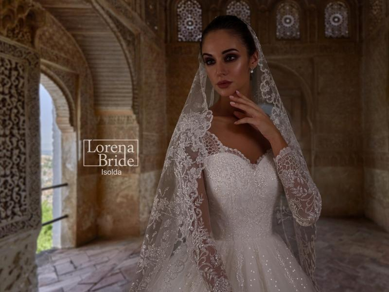 Свадебное платье Lorena Bride Isolda