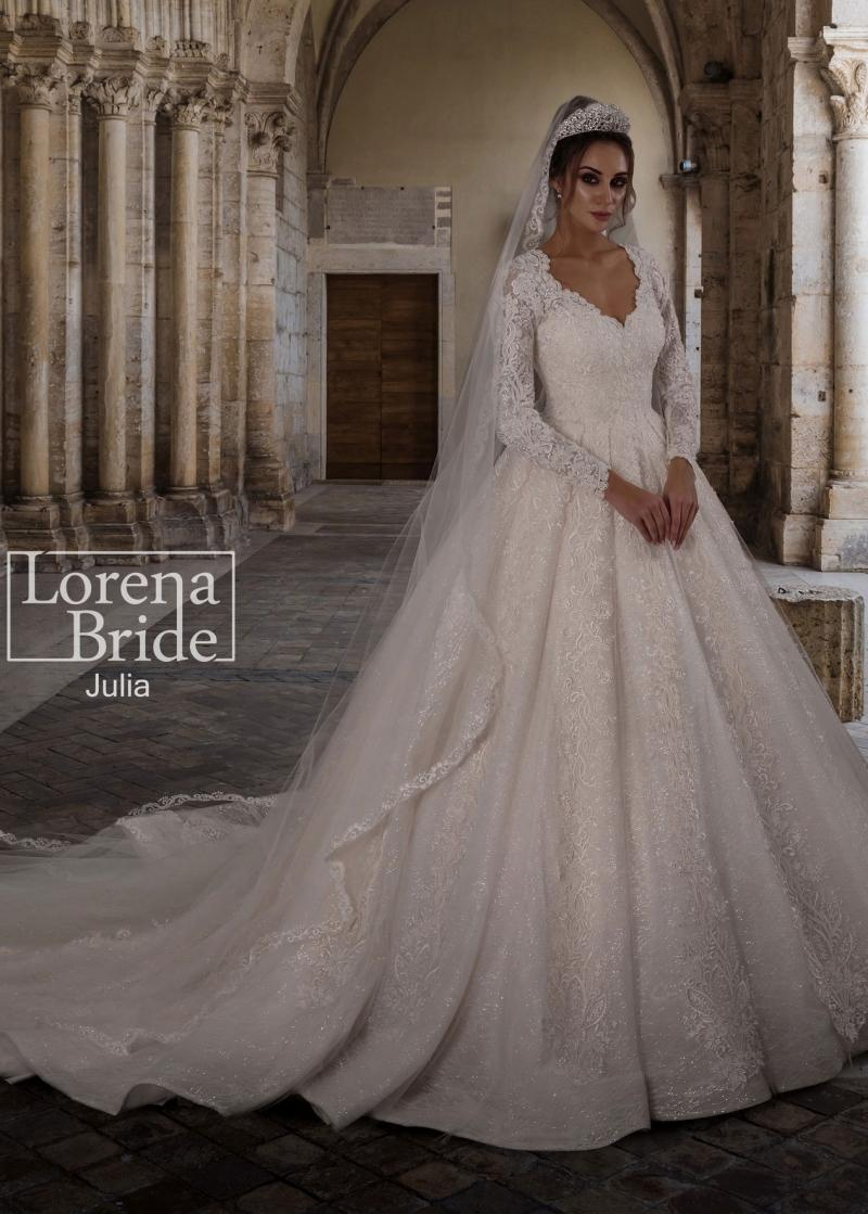 Brautkleid Lorena Bride Julia