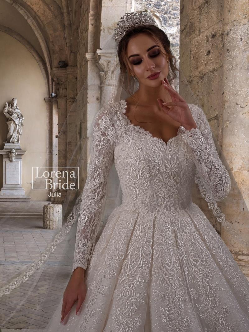 Свадебное платье Lorena Bride Julia