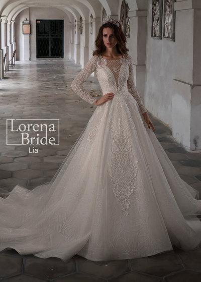 Wedding Dress Lorena Bride Lia