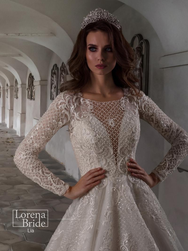 Свадебное платье Lorena Bride Lia