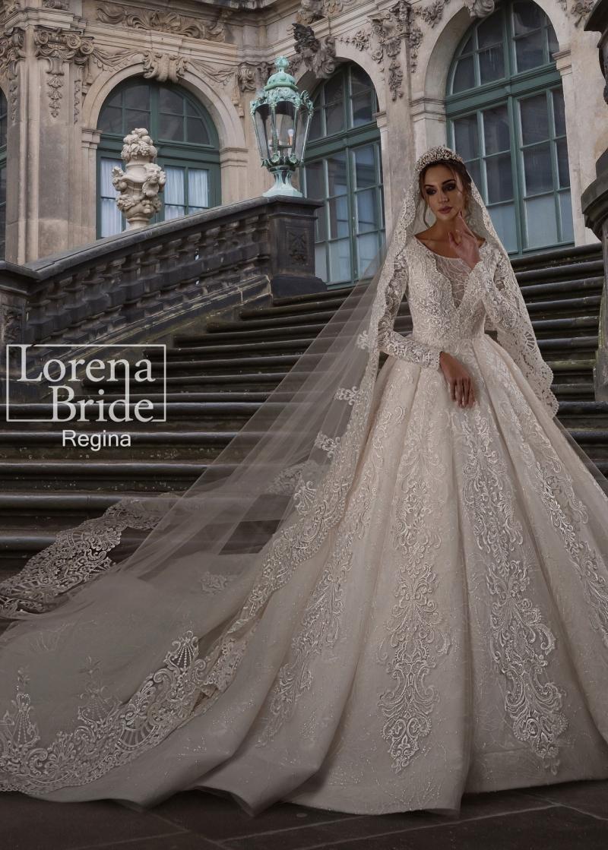 Suknia ślubna Lorena Bride Regina