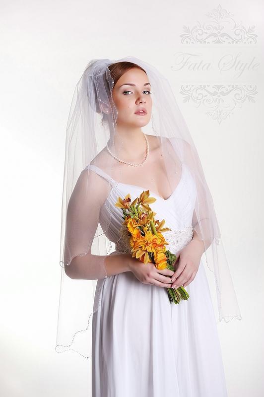 Brautschleier Fata Style Моника