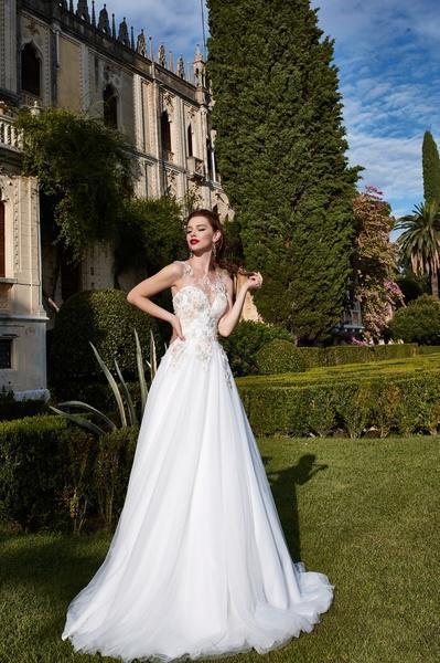 Свадебное платье Jasmine Empire Nora