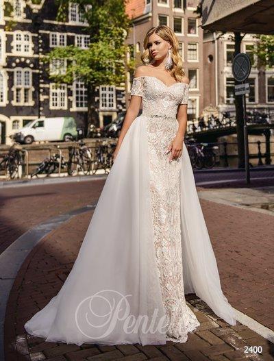 Vestido de novia Pentelei 2400
