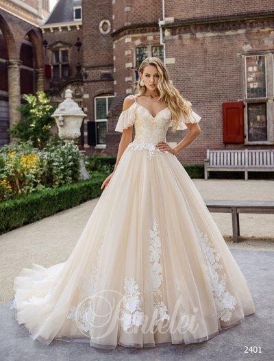 Vestido de novia Pentelei 2401