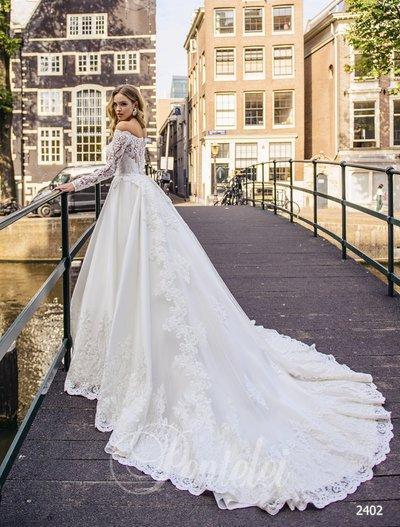 Vestido de novia Pentelei 2402
