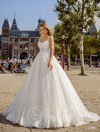 Vestido de novia Pentelei 2403