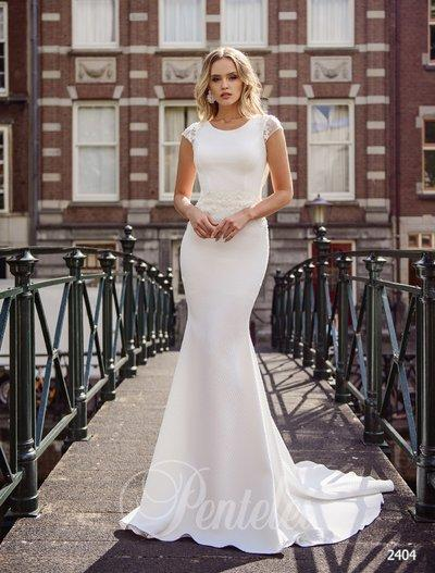 Vestido de novia Pentelei 2404
