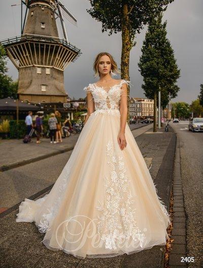 Vestido de novia Pentelei 2405