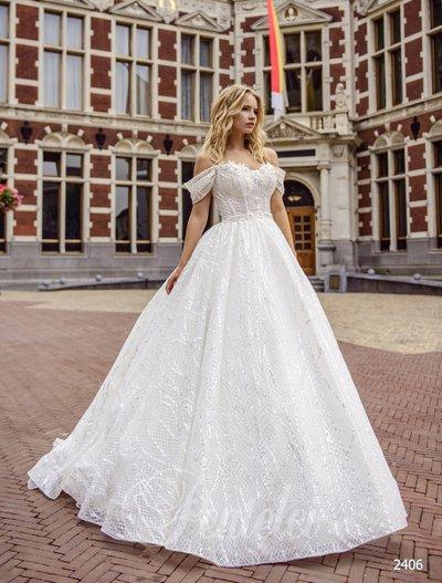 Vestido de novia Pentelei 2406