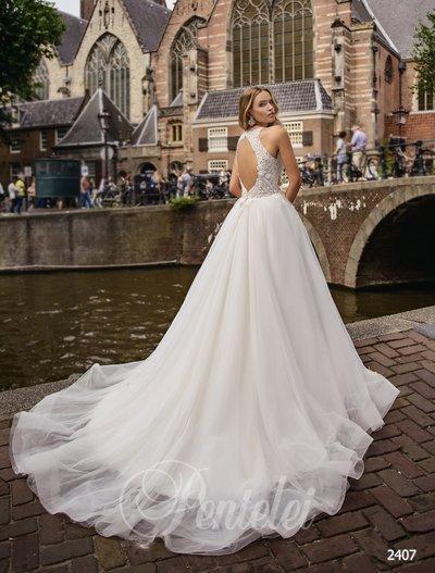 Vestido de novia Pentelei 2407