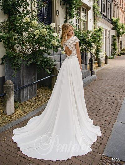 Vestido de novia Pentelei 2408