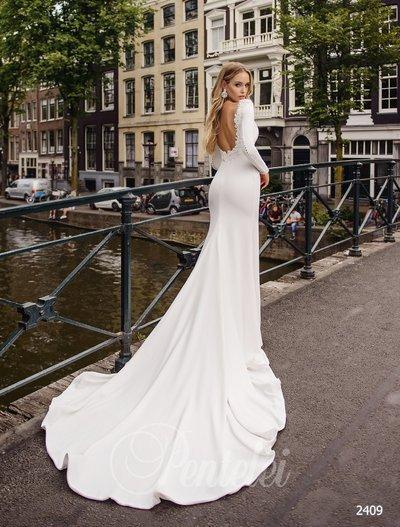 Vestido de novia Pentelei 2409
