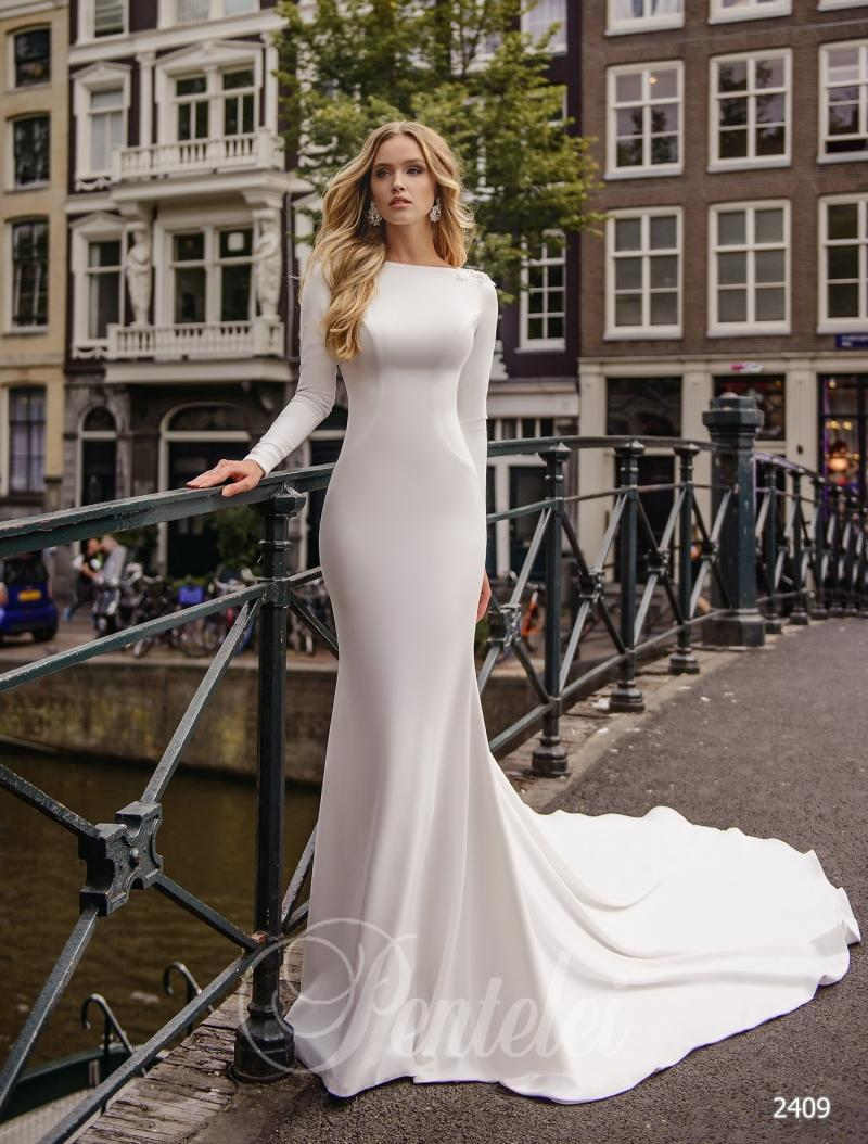 Свадебное платье Pentelei 2409