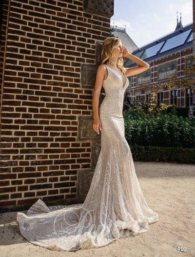 Vestido de novia Pentelei 2410
