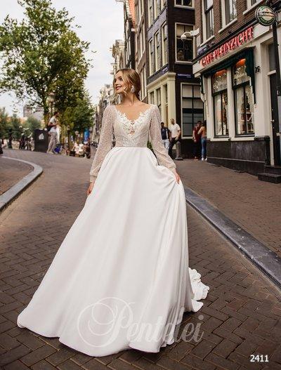 Vestido de novia Pentelei 2411