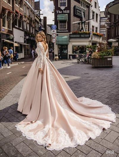 Vestido de novia Pentelei 2412