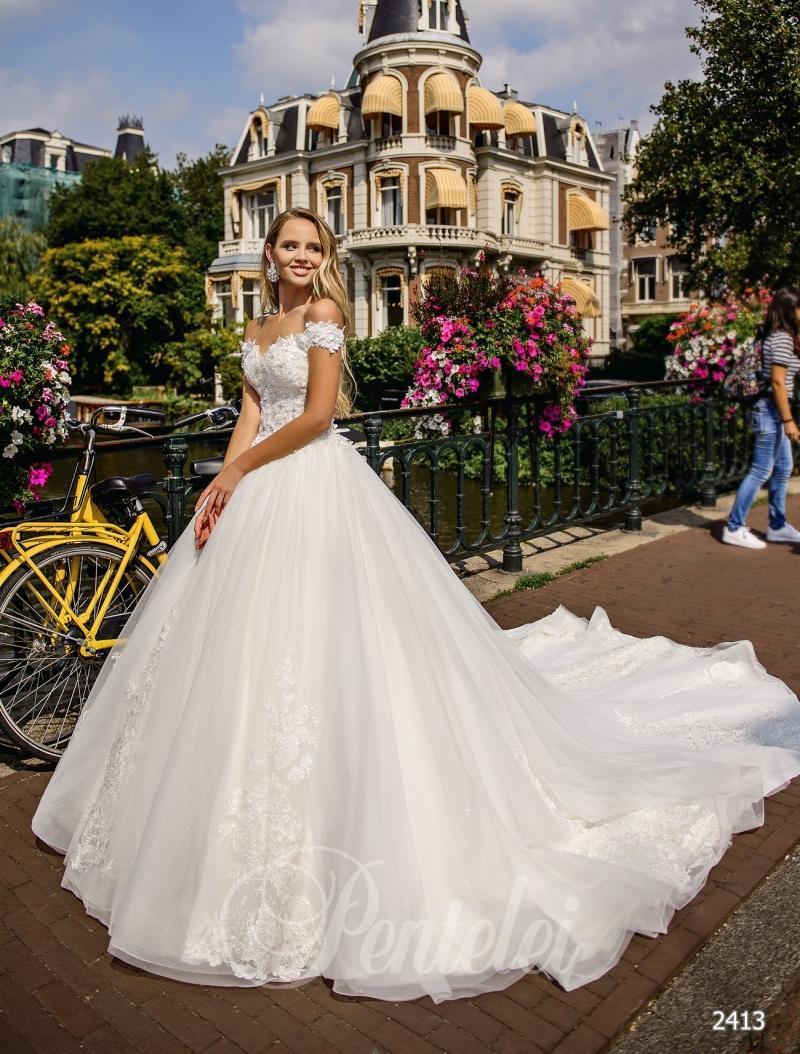 Свадебное платье Pentelei 2413