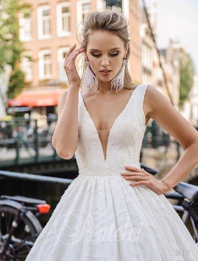 Vestido de novia Pentelei 2414