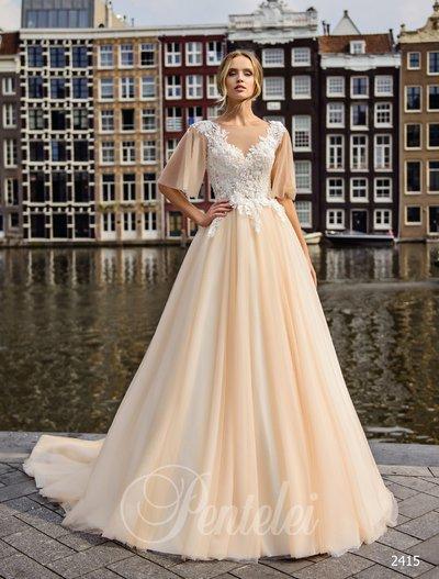 Vestido de novia Pentelei 2415