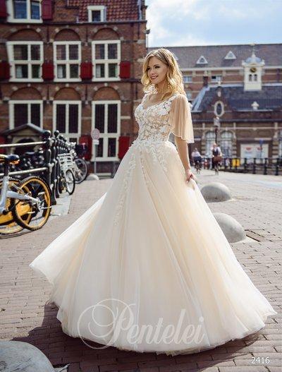 Свадебное платье Pentelei 2416