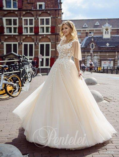 Vestido de novia Pentelei 2416