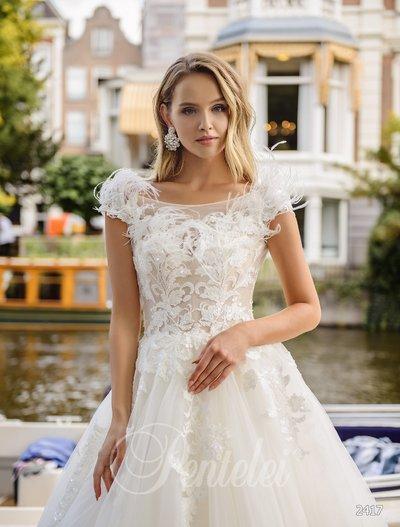 Vestido de novia Pentelei 2417