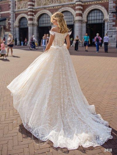 Vestido de novia Pentelei 2418
