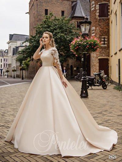 Vestido de novia Pentelei 2421