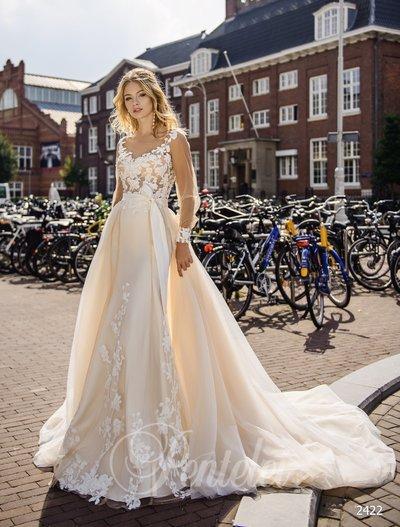 Vestido de novia Pentelei 2422