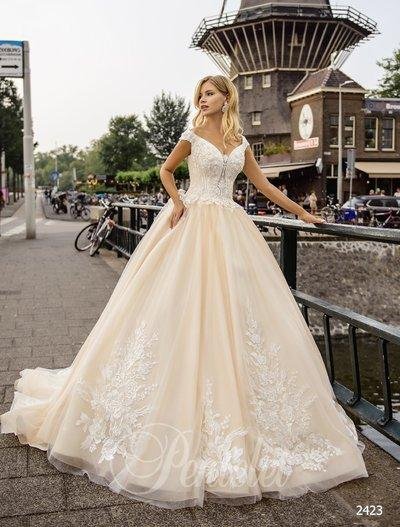 Vestido de novia Pentelei 2423