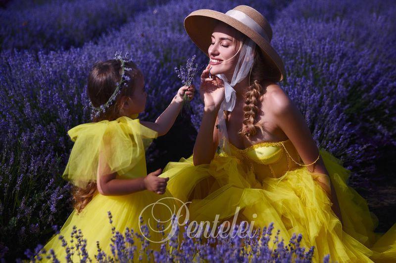 Комплект Family Look Pentelei 4001