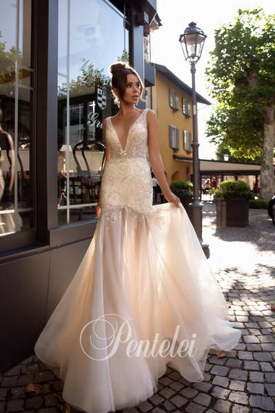 Wedding Dress Pentelei 5001