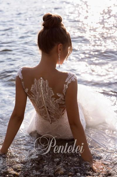 Wedding Dress Pentelei 5004