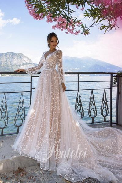 Wedding Dress Pentelei 5006