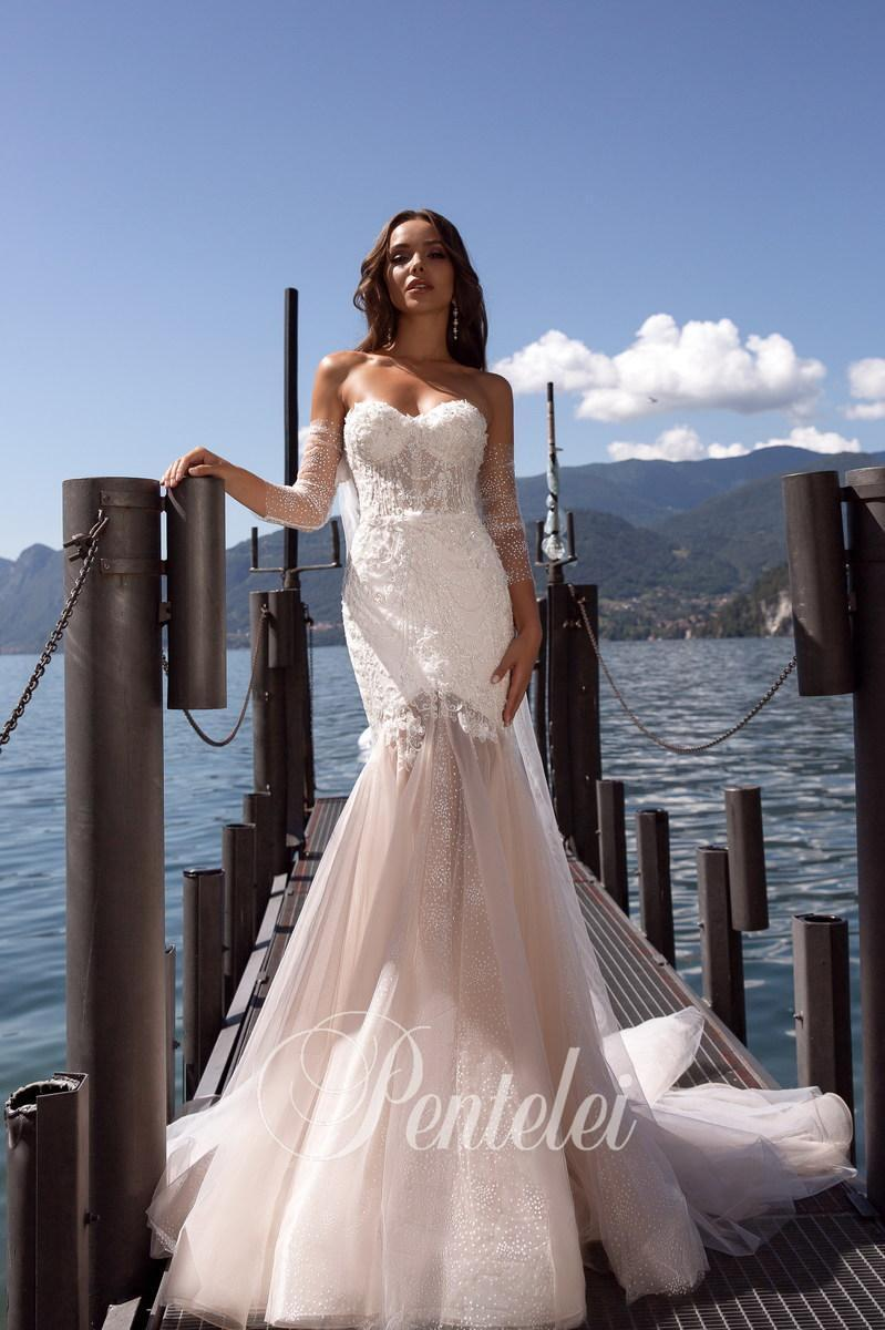 Wedding Dress Pentelei 5007
