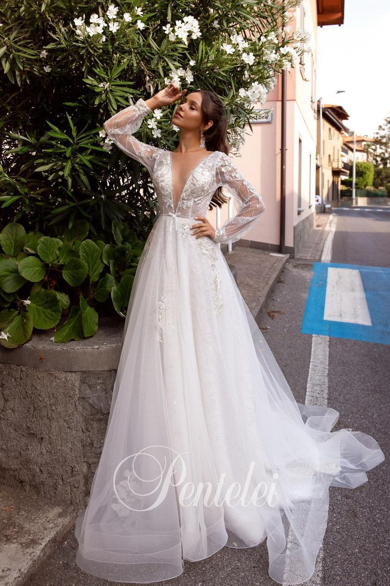 Wedding Dress Pentelei 5011