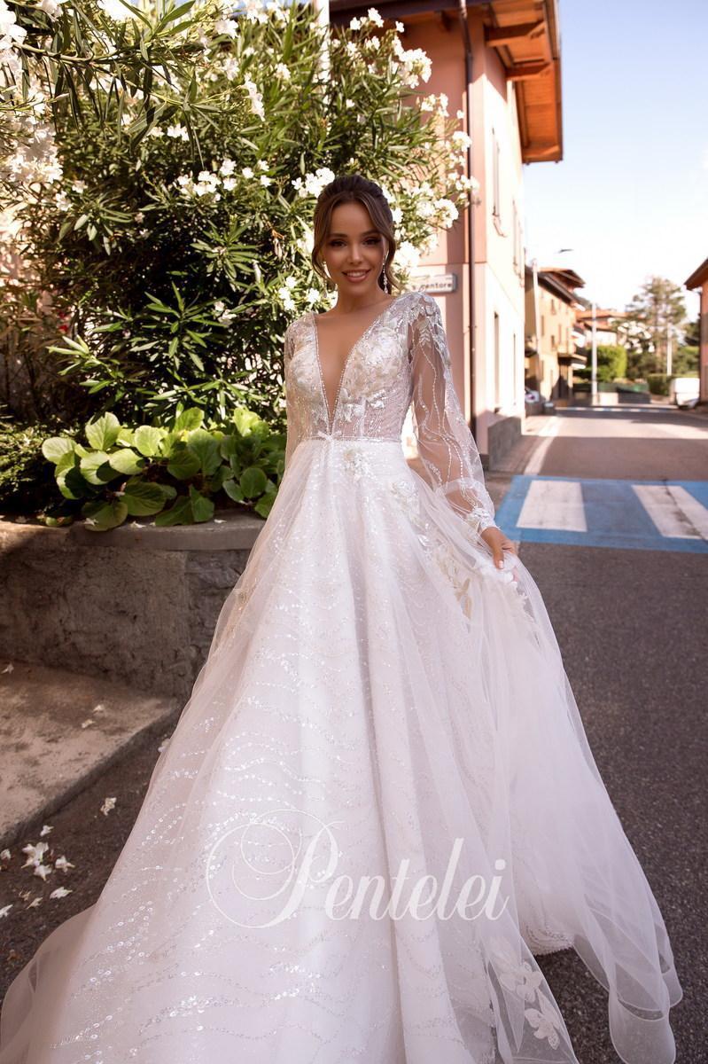 Свадебное платье Pentelei 5011