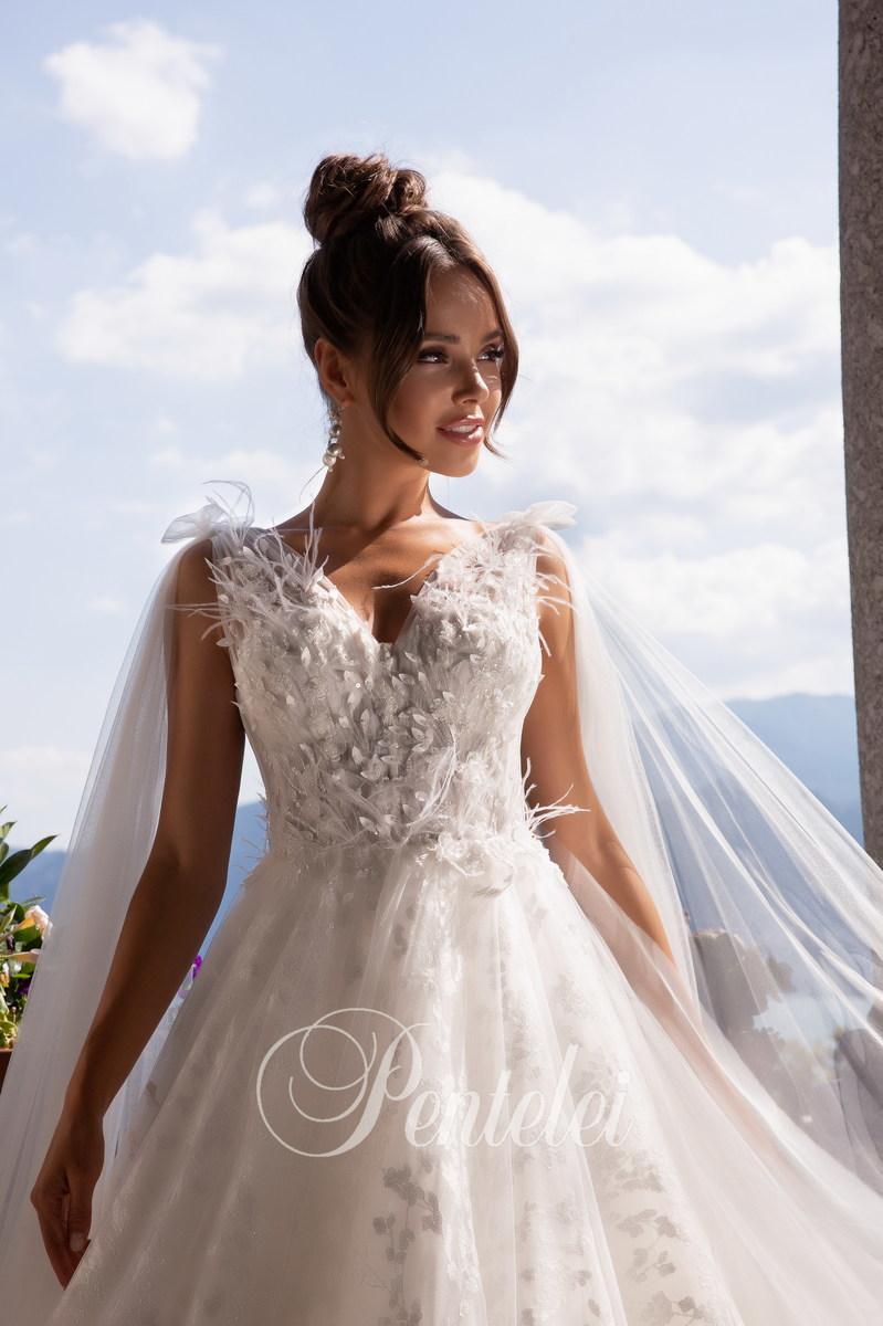 Свадебное платье Pentelei 5014