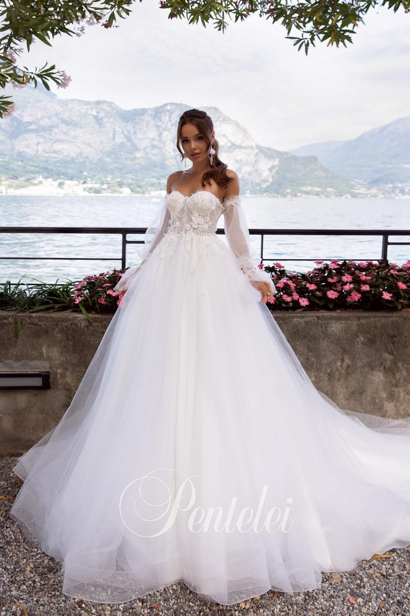 Wedding Dress Pentelei 5015